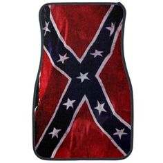 Floor Mats Confederate Flag And Us Flags On Pinterest