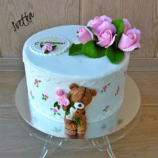 ,,, - Cake by Gorgeous Cakes, Pretty Cakes, Amazing Cakes, Birtday Cake, Teddy Bear Cakes, Glass Cakes, Fondant Baby, Big Cakes, Specialty Cakes