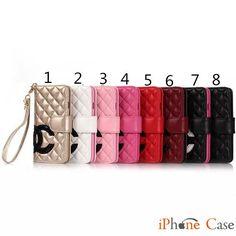 Chanelカード納入でき手帳型 iPhone6/6 Plus GalaxyS5対応! セール価格:2999 円 http://iphonecase.ne.jp/p-iphone6_case-b-chanel-166.html