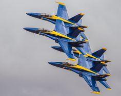 Blue Angels - Spirit of St. Louis 2007, SAFB 2010