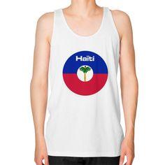 Rocco Haiti Unisex Fine Jersey Tank
