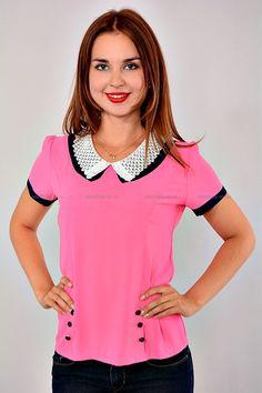 Блуза АР-92 Размеры: 44,46 Цена: 360 руб.  http://odezhda-m.ru/products/bluza-ar-92  #одежда #женщинам #блузки #одеждамаркет