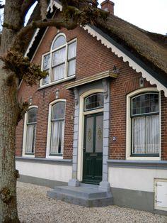 Boerderij, Benschop, Utrecht.