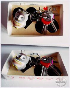 pudełko na klucze