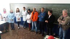 Dr Prof Cleiton Cesar Schaefer: Como fazer álcool gel?