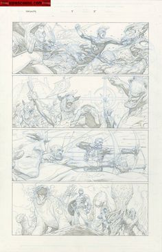 Infinity #5 p.5 by Jerome Opena *