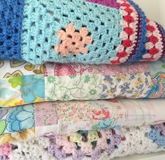 Cosy blankets ready for winter
