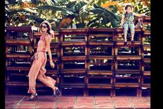 editorial moda madre hija vogue ninos: mono | Galería de fotos 2 de 9 | Vogue