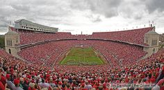 The Ohio State University. 1979-1983. Ohio Stadium is the most beautiful stadium in the country. Go Buckeyes!!