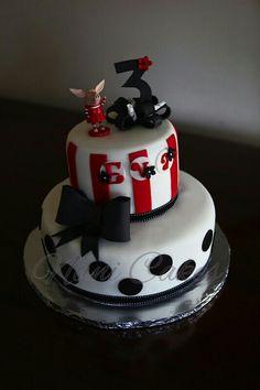 Olivia! Birthday cake