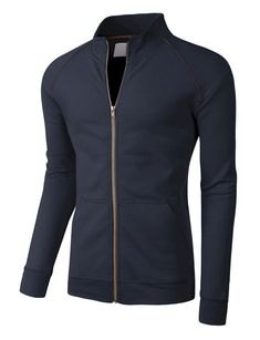This lightweight sports zip up jacket is perfect for casual or activewear. Whether you are running errands or hitting the gym, this jacket will provide warmth while still keeping you comfortable. Cool Outfits, Summer Outfits, Moda Formal, Rugged Style, Mens Activewear, Sharp Dressed Man, Mens Fashion, Fashion Outfits, Dandy