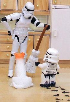 Imágenes divertidas Star Wars 4