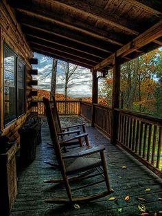 idyllic setting
