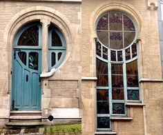 Millivers Travels » Blog Archive » Brussels and the Art Nouveau ...