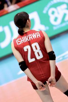 Ishikawa, Volleyball, Athlete, Sports, Hs Sports, Volleyball Sayings, Sport