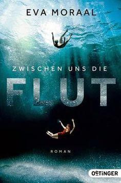 """""""Zwischen uns die Flut"""" ist der Debütroman von Eva Moraal, die es bereits nach wenigen Seiten schafft, den Leser vollkommen zu fesseln und an die Seiten zu bannen!"""