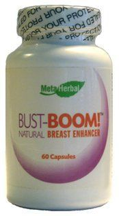 Get bigger boobs and clear up your skin! Bust-Boom! Breast Enlargement/Acne Pills - Female Sexual Enhancement - 60 Day Supply
