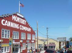 Monterey, CA waterfront