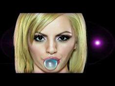 ▶ Alexandra Stan - Lollipop (Param Pam Pam) - YouTube.  Sexy dancing.