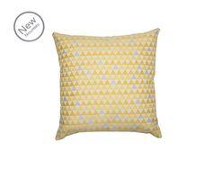 Flirt Pillow x - Yellow Nursery, Flirting, Home Furnishings, Modern Furniture, Home Goods, Throw Pillows, Peeps, Living Room, Design