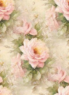 ❧ Couleur : Rose et vert ❧