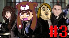 Cinnamon Toast Ken with Pewdiepie,Tom(Syndicate) and Mangaminx playing Payday 2 Part.3