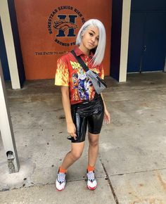 clothes and outfits Swag Outfits, Dope Outfits, Short Outfits, Trendy Outfits, Summer Outfits, Girl Outfits, Fashion Outfits, Womens Fashion, Junior Outfits