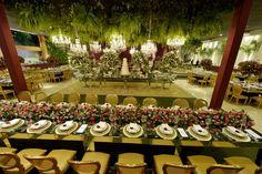 Casamento clássico: decoração romântica - Foto Estúdio Maria Célia Siqueira