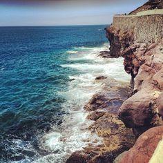 Puerto Rico i Las Palmas, Canarias