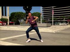 Dizzy Feet Foundation – National Dance Day 7/25/15 - Advanced Routine with Travis Wall