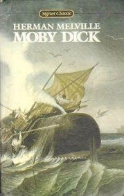 Publicado em 1851, Moby Dick de Herman Melville, foi um grande fracasso.