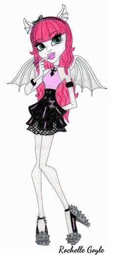 87 best Monster High images on Pinterest | Monster high art, Monster ...