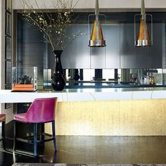11 Kitchens Where Stools Are Statement Pieces : Architectural Digest