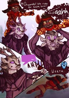 Good Wares - No Charr Mounts by Lycisca