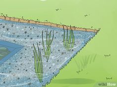 How to Build Natural Swimming Pools. Natural swimming pools are a great way to take a dip without swimming in chemicals. They use plants and other natural details to filter the water and keep the ecosystem of the pool balanced. Swimming Pool Pond, Natural Swimming Ponds, Building A Swimming Pool, Natural Pond, Backyard Pool Designs, Pool Landscaping, Backyard Pools, Pool Decks, Backyard Ideas