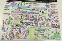 A free, self guided walking tour of Edinburgh