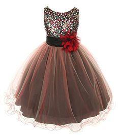 Kids Dream Sequin Mesh Flower Girl Dress Infant Toddler Little Girl (2T-14), http://www.amazon.com/dp/B00KD1GQYA/ref=cm_sw_r_pi_awdl_KDo7ub0AQ31EW