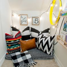 Kids Homework Hideaway, Reading Nook & Art Studio, Turn under your stairs into the perfect kids nook. Best use of space for kids. Cosy Reading Corner, Reading Nook Closet, Reading Nook Kids, Reading Den, Reading Corners, Under Stairs Playroom, Closet Under Stairs, Under Stairs Cupboard, Playroom Ideas