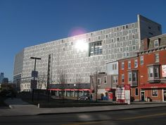 The Edge, one of the newer university apartment complexes.