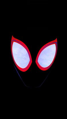 imposing wallpaper Face, dark, eyes, Spider-Man: Into the Spider-Verse, movie, 2160×3840 wallpaper - Free Large Images