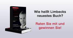 """Gewinnspiel: """"Wie heißt Limbecks neuestes Buch?"""". Der Eintrag mit den meisten Stimmen erhält ein Ticket für den Salesleaders Top-Event am 14. Juni 2014 in Essen! http://anapp.me/CUM/b/"""