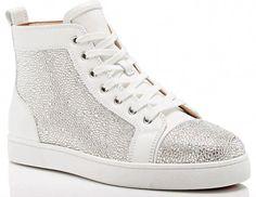 fb5e5556f1c Christian Louboutin Louis Flat Leather Sneaker  ChristianLouboutin Wedding  Sneakers