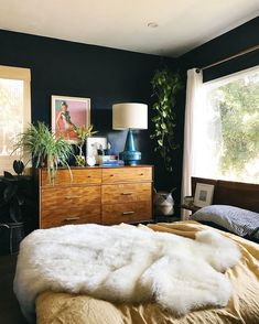 Photo by Dabito home decor inspiration, bedroom inspiration