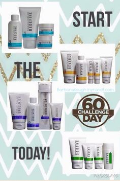 I challenge you to try!  Risk free with a 60 day money back  guarantee, why not!! Barbarakough@gmail.com