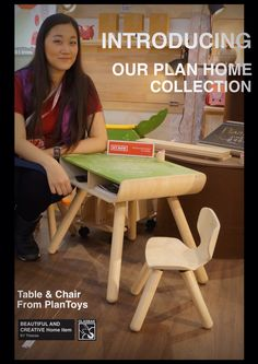 My latest design Table & Chair has won The Red Dot Design Award 2015 thank you  PlanToys and Khun Vitool for the great opportunities and my team to make it possible.#PlanToys #PlanHome #Table&Chair
