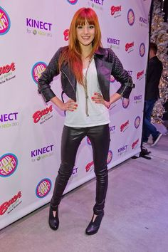 4980109ecf Bella Thorne Once Wore a Bra and Pajamas on the Red Carpet. Redhead MakeupTeen  VogueBella ...