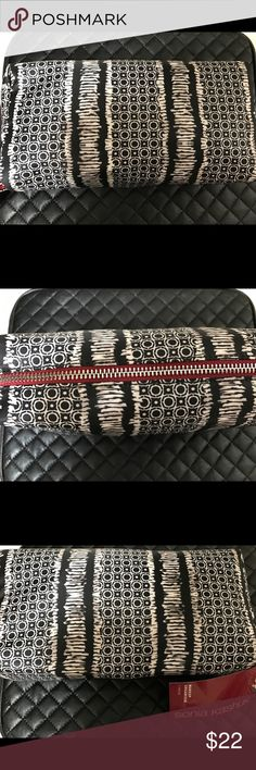 NWT Sonia Kashuk Make Up Bag Beautiful Pattern to add a zing to your everyday make up Bags Cosmetic Bags & Cases