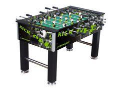 Voetbaltafel - Kick Off (Dunlop) #voetbaltafel #voetbal #tafelvoetbal #dunlop #sport Kicks