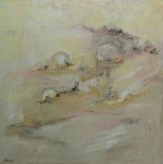 "Saatchi Online Artist Shalev Mann; Painting, ""Grey Figures #2"" #art"