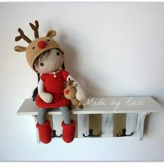 Rusi Dolls - Ruska Naidenova Adorable and appears very well made! Inspiration Only - No Pattern